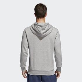 Felpa con cappuccio Essentials Linear Pullover
