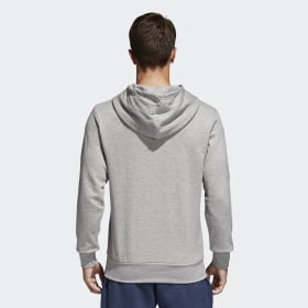 Sweat-shirt à capuche Essentials Linear Pullover
