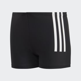 Back-to-School 3-Stripes badeshorts