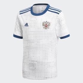 Russia Away Jersey