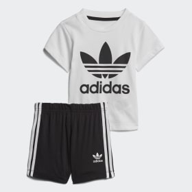 Ensemble Shorts and Tee