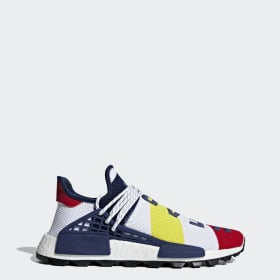 Pharrell Williams BBC Hu NMD Sko