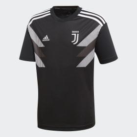 Juventus Home opvarmningstrøje