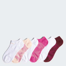 Superlite Ratio No-Show Socks 6 Pairs