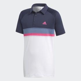 Koszulka Polo Club w kontrastowych kolorach