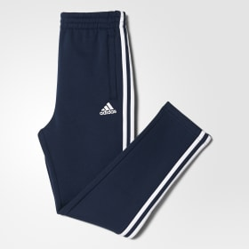 Essentials 3-Stripes Fleece bukser
