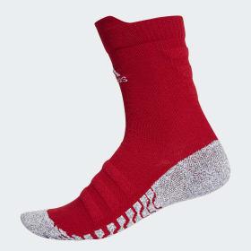 Alphaskin Traxion Lightweight Cushioning Crew sokker