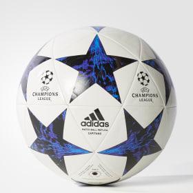 Balón Finale 17 Olympique de Marsella Capitano
