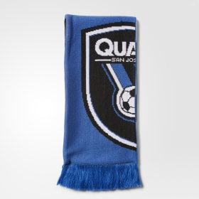San Jose Earthquakes Jacquard Scarf