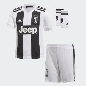 Mini kit Juventus Domicile