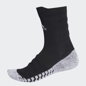Alphaskin Traxion Lightweight Cushioning mellomhøye sokker