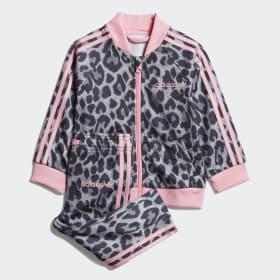 Leopard SST Track Suit