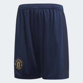 Manchester United Third Shorts Youth
