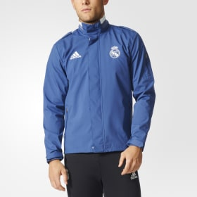 Real Madrid Travel Jacket