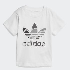 Camiseta Camo Trefoil