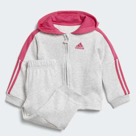 Logo Hooded Fleece Jogginganzug