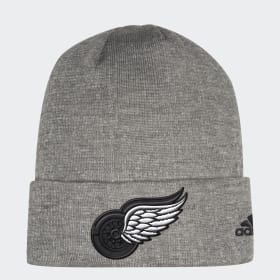Red Wings Team Cuffed Beanie