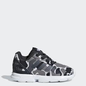 énorme réduction 251b7 340a7 Achetez élégant chaussure adidas zx flux fille pas cher ...