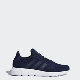 Buty Swift + Run niebieski | adidas PL