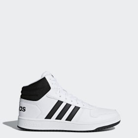 chaussure adidas homme montante blanche