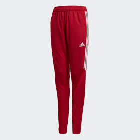 8bbf25c695c Kids - Red + Multicolor - Bottoms | adidas US