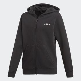 Chaqueta con capucha Essentials Linear