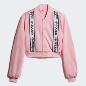 Bomber Cropped