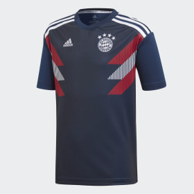 Podstawowa koszulka przedmeczowa Bayern Monachium