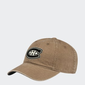 Canadiens Adjustable Slouch Ripstop Cap