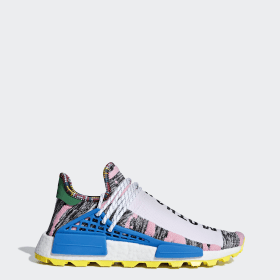 the latest 4daf5 72463 Pharrell Williams SOLARHU NMD Shoes