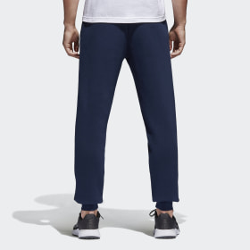 Spodnie z polaru Essentials Tapered