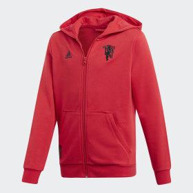 Chaqueta con capucha Manchester United