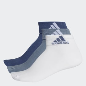 Meias Ankle Mid Thin - 3 Pares