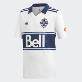 Maillot Whitecaps de Vancouver