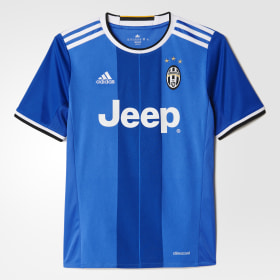 Jersey Visitante Juventus 2016-2017 Niños