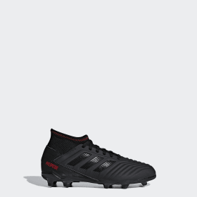 bcfc1431b695f5 Predator 19.3 Firm Ground Cleats. Predator 19.3 Firm Ground Cleats · Kids  Soccer