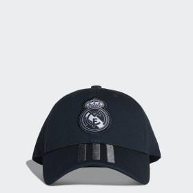 Real Madrid 3-Stripes kasket