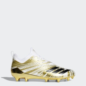 Adizero 5-Star 7.0 Metallic Cleats