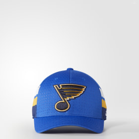 Blues Structured Flex Draft Hat