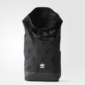 3D Roll Top Backpack