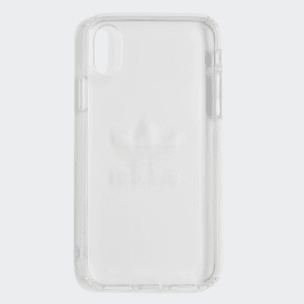 Clear iPhone X cover