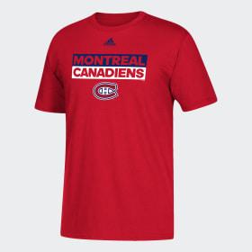 T-shirt Canadiens Box Logo