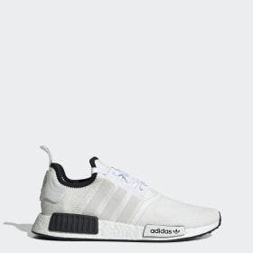 Cheap All White Adidas NMD