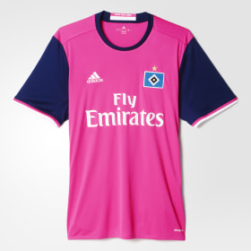 Camiseta segunda equipación Hamburgo SV