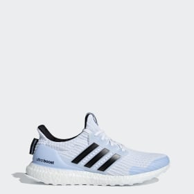 best service fdb6a 2d109 adidas Running x Game of Thrones Ultraboost White Walkers Shoes
