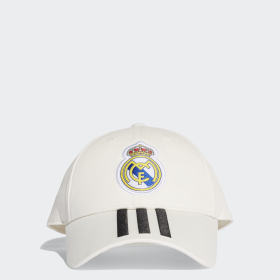 Real Madrid 3-Stripes Caps