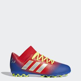 Botas de Futebol Nemeziz Messi 18.3 – Relva artificial