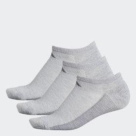 Climacool Superlite Stripe No-Show Socks 3 Pairs