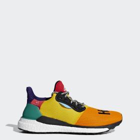 Pharrell Williams x adidas Solar Hu Glide sko