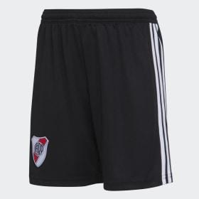 Shorts Titular de Local Club Atlético River Plate Niño